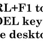 Modifying the Default ICA file and Configuring Custom Hotkeys